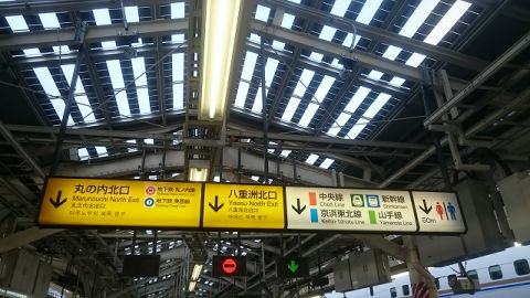東京駅土産